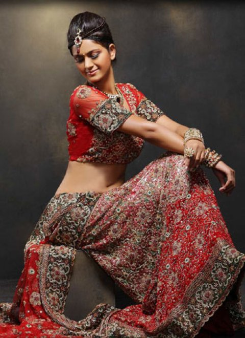 Your wedding lehenga- what color should you go for?
