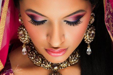 Make-up to match Lehenga for your Wedding