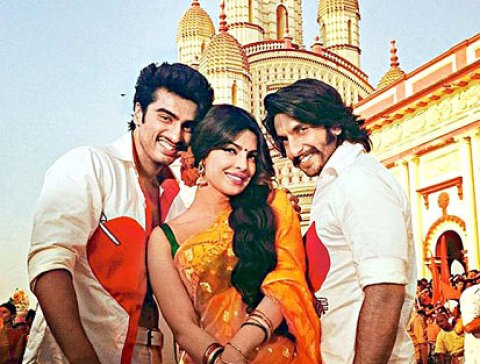 "Celebrate this Valentine with "" Gunday"""