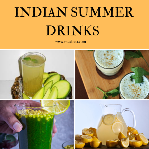 Indian summer Drinks