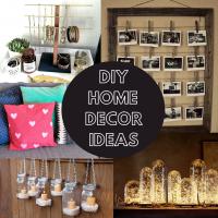 DIY Home Décor Ideas